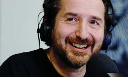 Edouard Baer: « Ce matin, vous êtes comme un enfant dans la neige…»