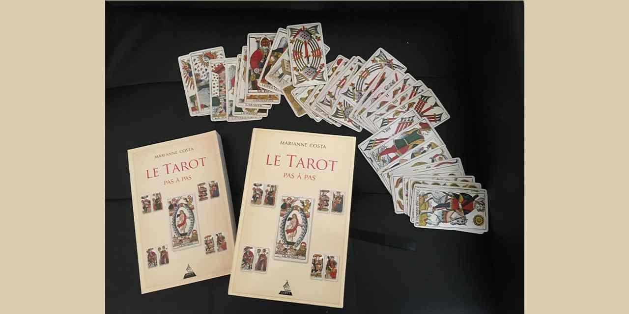 Avis aux amoureux du Tarot de Marseille, un coffret sublime va sortir le 26 Février. Un bijou! Réservez-le!