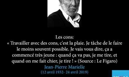 Jean-Pierre Marielle – Les cons