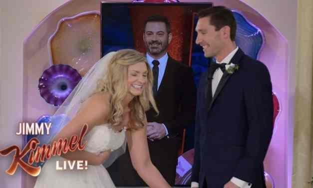 Surprise! Céline Dion chante au mariage de deux de ses fans