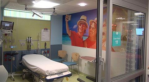 Presbyterian Hospital Emergency Room