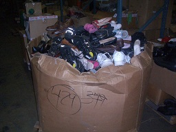Used Apparel Closeouts discount wholesale surplus and