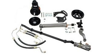 68-74 POWER STEERING CONVERSION KIT (327/350 ENGINE)