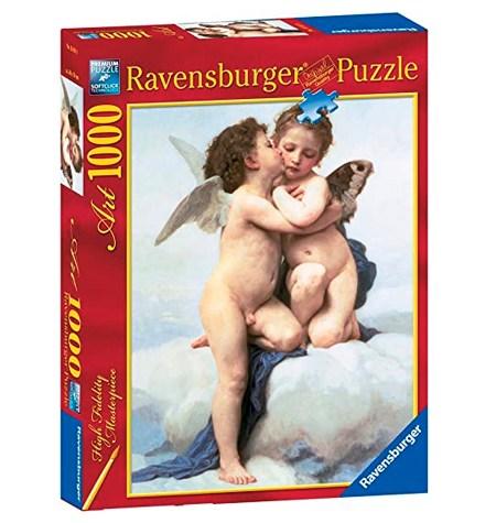 Puzzle 1000 ART Cupido y Psyche de Niños