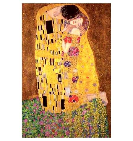 Puzzle 1000 ART El Beso, Klimt