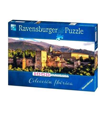 Puzzle 1000 Alhambra, Granada – Panorámico