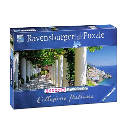 Puzzle 1000 Amalfi – Panorámico