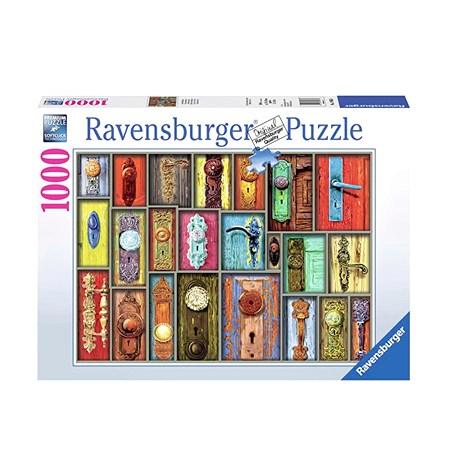 Puzzle 1000 Antiguas Manillas – Ravensburger