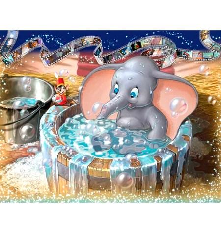 Puzzle 1000 – DISNEY – Dumbo – Ravensburger