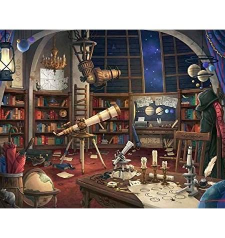 Puzzle 759 – ESCAPE – El Observatorio