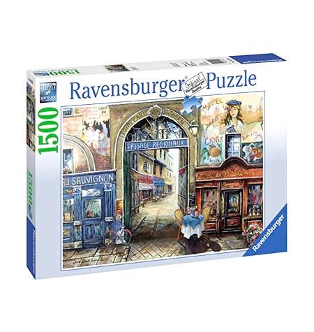 Puzzle 1500 Pasaje a París