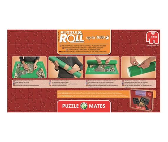 Parking Puzzle 3000 – Tapete Guardapuzzles