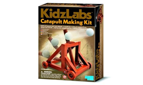Kit para construir una Catapulta