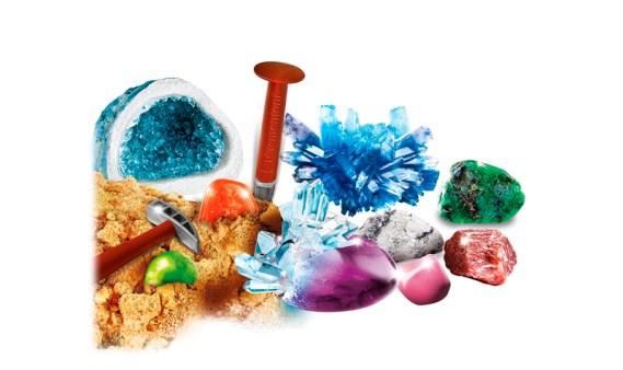 Cristales y Minerales