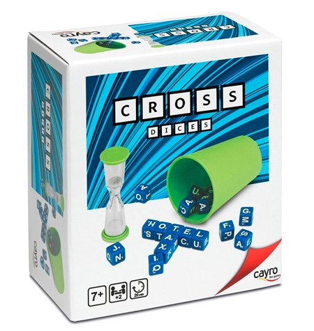Cross Dices – Cubiletras
