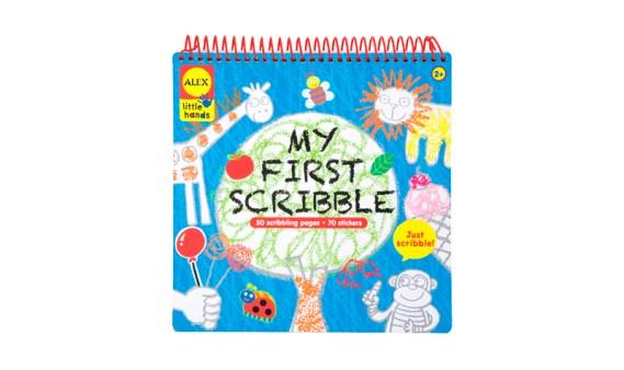 Cuaderno mis Primeros Dibujos