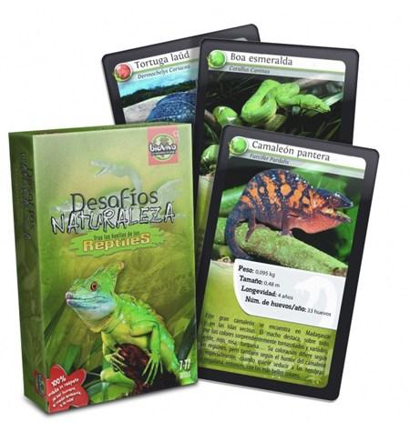 Desafíos Naturaleza Reptiles