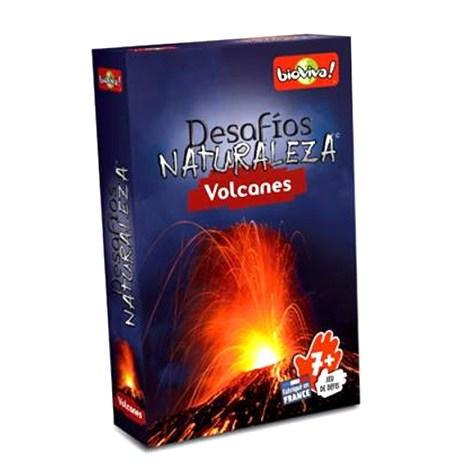 Desafíos Naturaleza Volcanes