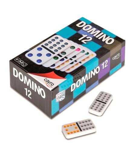 Dominó Doble 12 – Caja de Cartón