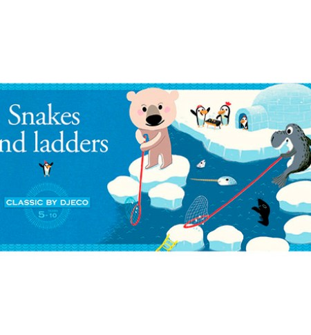 Escaleras y Serpientes – Polo Norte