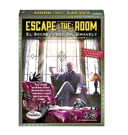 Escape Room – El Secreto del Dr. Gravely