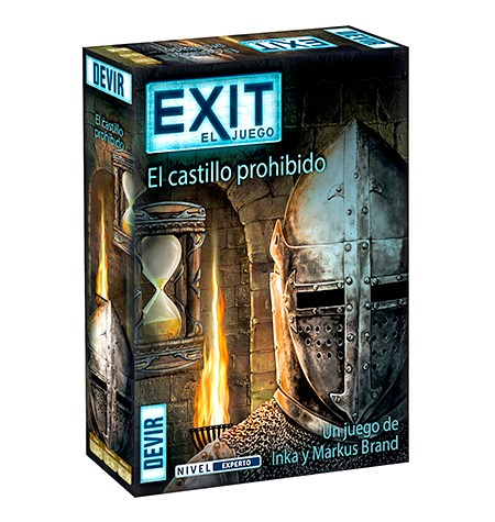 Exit – El Castillo Prohibido – Nivel Experto