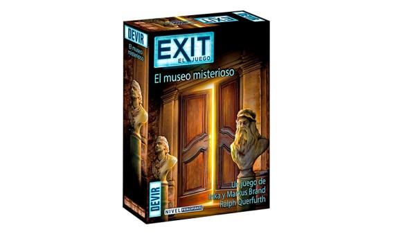 Exit – El Museo Misterioso – Nivel Principiante