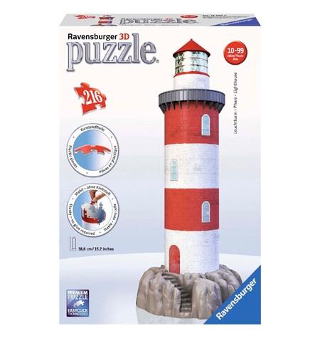 Puzzle 3D – 216  Faro – Ravensburger