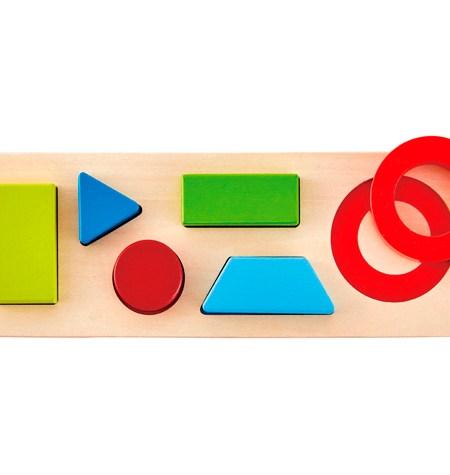 Geometry Puzzle – Tabla Reversible