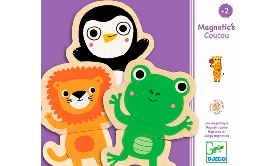 Magnetics Animales Coucou