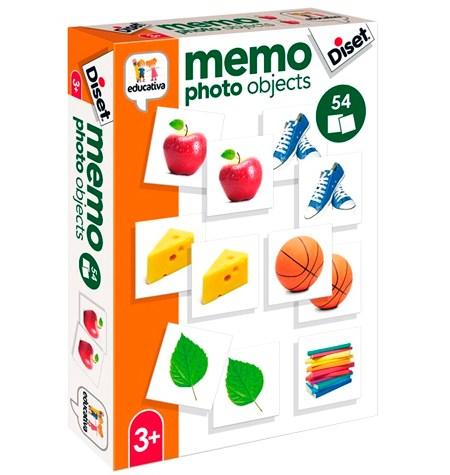 Memo Fotos – Objetos