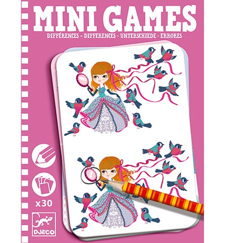 Mini Games – Errores ROSA