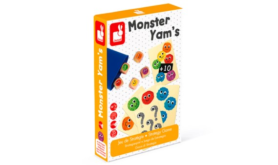 Monster Yam´s