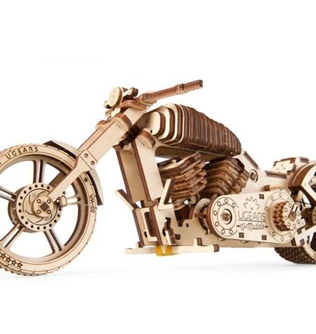 Construcción de Madera – Moto