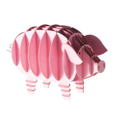Paper Model – Cerdo