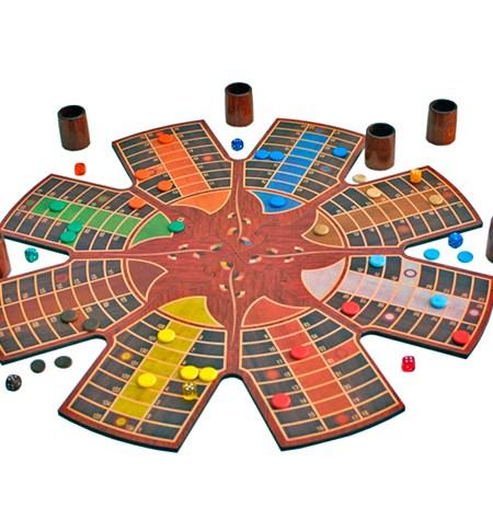 Parchís de TARACEA para 8 jugadores