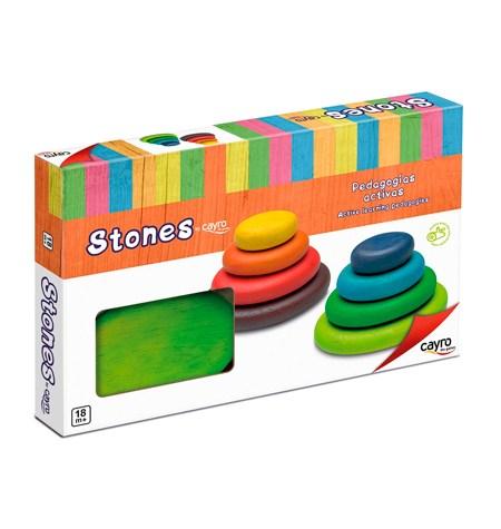 Stones – Piedras de Pedagogías Activas