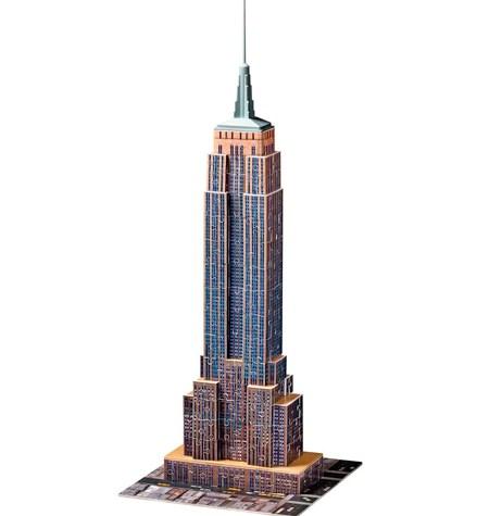 Puzzle 3D – 216 Empire State, Nueva York – Ravensburger
