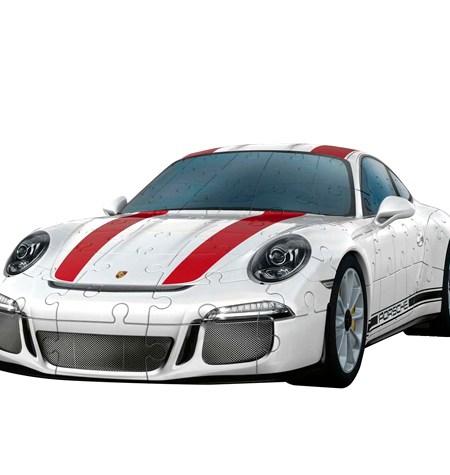 Puzzle 3D – 108 Porsche 911R – Ravensburger