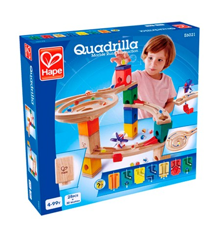Quadrilla – 28 piezas