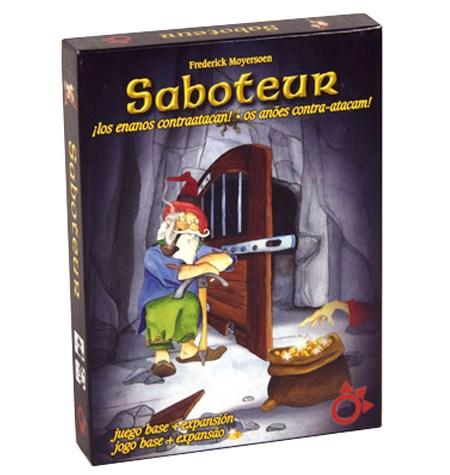 Saboteur Pack 1+2