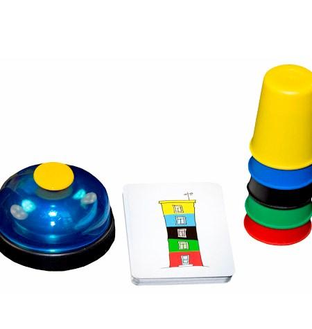 Speed Cups 6 jugadores