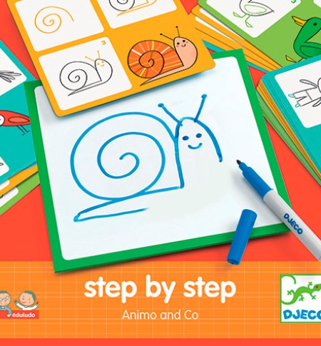 Step By Step – Animales