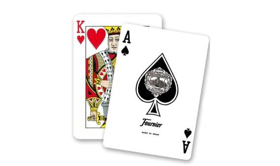 Baraja Poker Nº Pequeño – 18