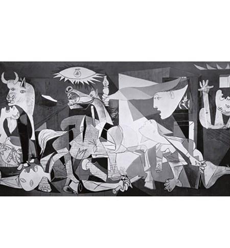 Puzzle 3000 B/N Guernika – Panorámico – Educa