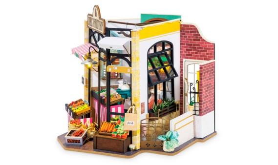 Miniature House DIY – Carl's Fruit Shop