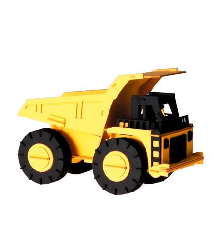 Paper Model – Vehículo Camión Volquete