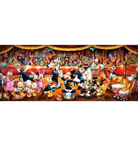 Puzzle 1000 Disney Classic Panorámico – Clementoni