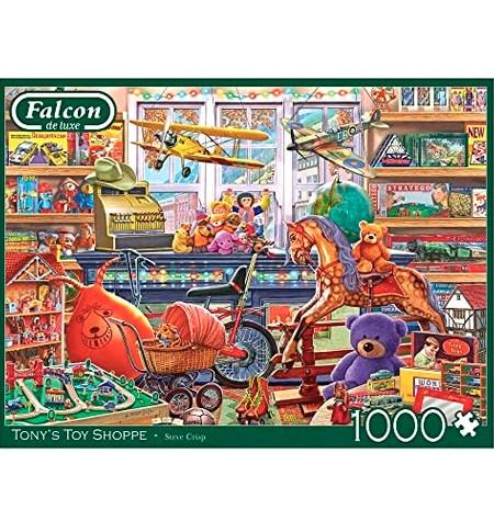 Puzzle 1000 Tony´s Toy Shoppe – Falcon