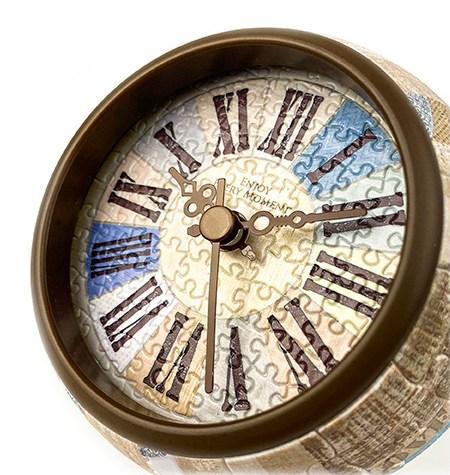 Puzzle Reloj 145 – Piezas de Plástico – Graceful Blue – Pintoo